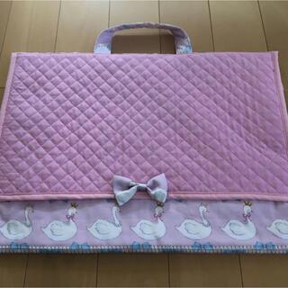 防災頭巾カバー 椅子かけタイプ 背もたれ(外出用品)