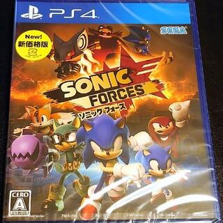 プレイステーション4(PlayStation4)のソニックフォース 新価格版 PS4(家庭用ゲームソフト)