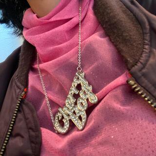 バブルス(Bubbles)の7%morepink cherryboy necklace(ネックレス)