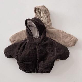 フタフタ(futafuta)の韓国子供服120コーデュロイジャケット(コート)