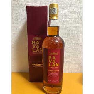 KAVALAN OLOROSO SHERRY カバラン カヴァラン オロロソ(ウイスキー)