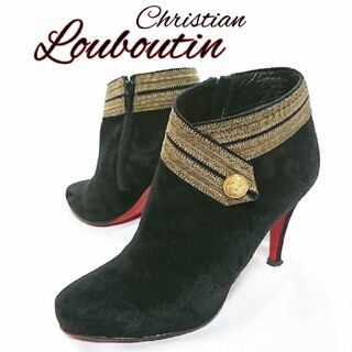 Christian Louboutin - CHRISTIAN LOUBOUTIN  クリスチャンルブタン ブーティ