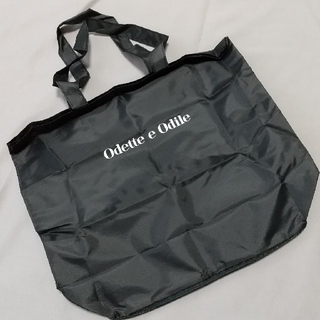 オデットエオディール(Odette e Odile)のOdette e Odile 大人シックなエコバッグ MORE付録(エコバッグ)