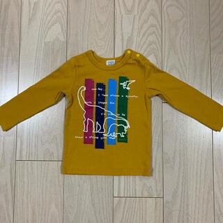 ハッカベビー(hakka baby)のカットソー ハッカベビー 90  恐竜(Tシャツ/カットソー)