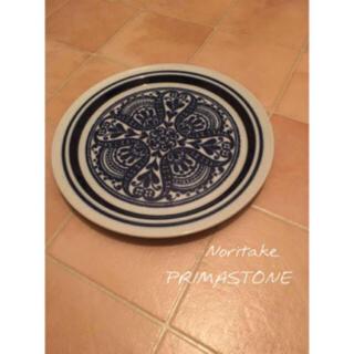 ノリタケ(Noritake)のノリタケ プリマストーン ディナー皿 アンティーク ヴィンテージ アラビア(食器)