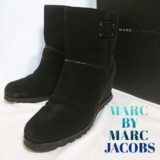 マークバイマークジェイコブス(MARC BY MARC JACOBS)の《正規品》MARC BY MARC JACOBS ショートブーツ(ブーツ)