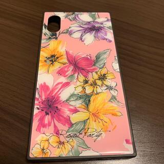 ロイヤルパーティー(ROYAL PARTY)のiPhoneケース iPhonexs 花柄 ハードケース ROYAL PARTY(iPhoneケース)