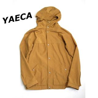 ヤエカ(YAECA)の【SALE】 YAECA ヤエカ クロスフードシャツ マウンテンパーカー(マウンテンパーカー)
