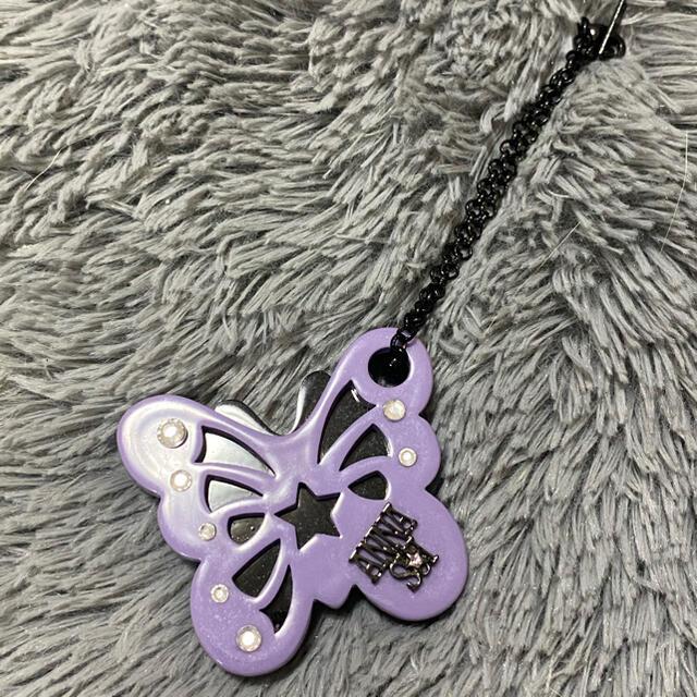 ANNA SUI(アナスイ)のANNA SUI✨立体ロゴキーホルダー✨ レディースのファッション小物(キーホルダー)の商品写真