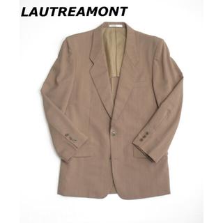 ロートレアモン(LAUTREAMONT)の【SALE】90s LAUTREAMONT テーラードジャケット ロートレアモン(テーラードジャケット)