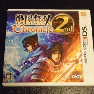 ニンテンドー3DS(ニンテンドー3DS)の戦国無双 Chronicle(クロニクル) 2nd 3DS(携帯用ゲームソフト)