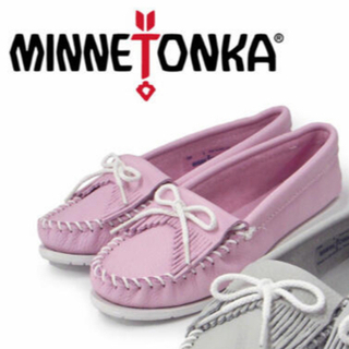 ミネトンカ(Minnetonka)のミネトンカ 革靴 23cm (ローファー/革靴)