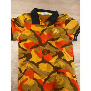 マークアンドロナ(MARK&LONA)のmark&lona レディース ポロシャツ(ポロシャツ)