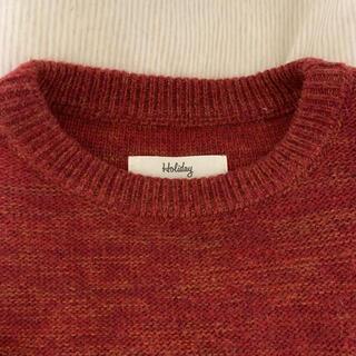 ホリデイ(holiday)のセーター(ニット/セーター)
