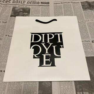 ディプティック(diptyque)のショップ袋(ショップ袋)