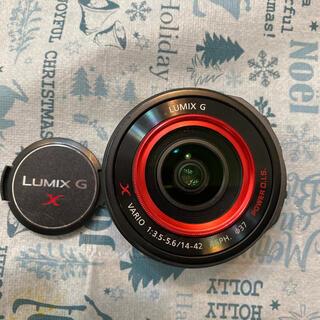 パナソニック(Panasonic)のルミックス G X VARIO PZ 14-42mm H-PS14042(レンズ(ズーム))