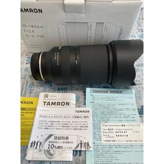 タムロン(TAMRON)のタムロン 70-180mm F/2.8 Di III VXD A056(レンズ(ズーム))