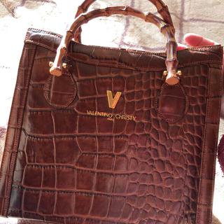 ヴァレンティノ(VALENTINO)のVALENTINO CHRISTYハンドバッグ(ハンドバッグ)