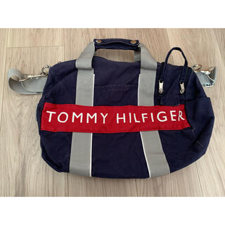 TOMMY HILFIGER - TOMMY HILFIGER ボストンバッグ