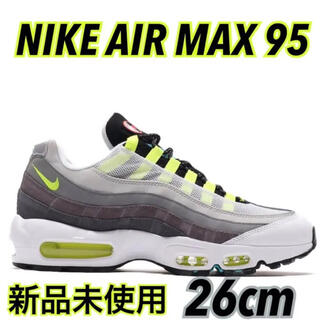 ナイキ(NIKE)のNIKE AIR MAX 95 QS 26cm 新品(スニーカー)