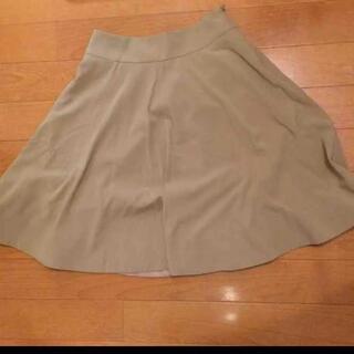 ボンメルスリー(Bon merceie)のお値下げ♡Bon mercerieの後リボンスカート(ひざ丈スカート)