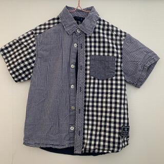子供服 半袖シャツ 120サイズ EAST BOY 男の子 中古品 送料込