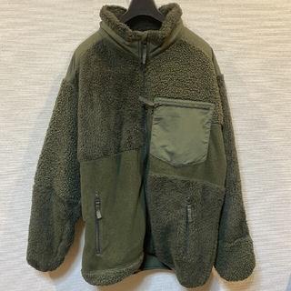 ユニクロ(UNIQLO)のEngineered Garments×UNIQLO フリースジャケット XL(ブルゾン)