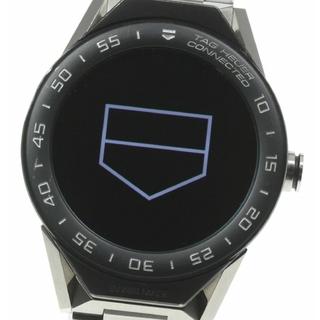 TAG Heuer - タグホイヤー コネクテッド  SBF8A8001 クォーツ メンズ 【中古】