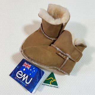 エミュー(EMU)のemu エミューオーストラリア ムートンブーツ ベビー UGG アグ baby(ブーツ)