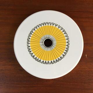 アラビア(ARABIA)のFINEL ホーロー鍋敷(テーブル用品)