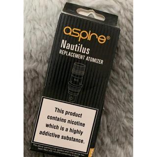 アスパイア(aspire)のaspire Nautilus REPLACEMENT ATOMIZER(タバコグッズ)