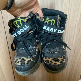 ベビードール(BABYDOLL)のベビードール靴(スニーカー)