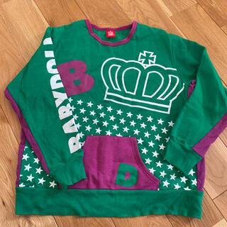 ベビードール(BABYDOLL)の美品 スウェット上衣(トレーナー/スウェット)