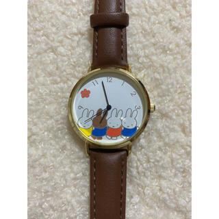 スタディオクリップ(STUDIO CLIP)のミッフィー スタディオクリップ 時計(腕時計)
