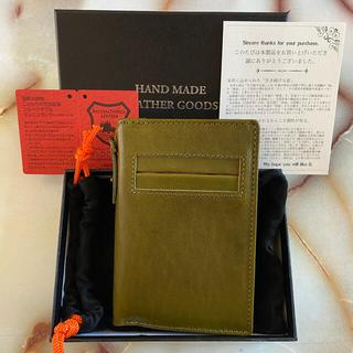 トチギレザー(栃木レザー)の栃木レザー 財布(折り財布)