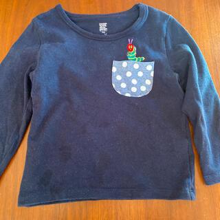 グラニフ(Design Tshirts Store graniph)のデザインティシャツ ロンT 100(Tシャツ/カットソー)