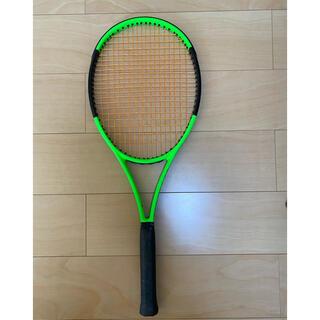 ウィルソン(wilson)のウィルソン ブレードWilson BLADE98CV18×20G2テニスラケット(ラケット)