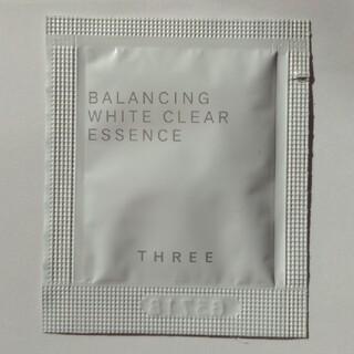 スリー(THREE)のTHREE  バランシング ホワイト クリアエッセンス(美容液)