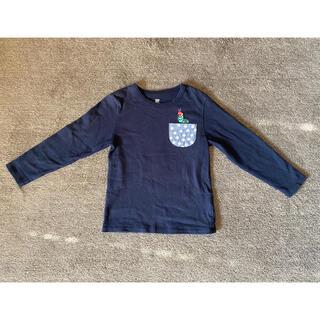 グラニフ(Design Tshirts Store graniph)のグラニフ はらぺこあおむし Tシャツ130(Tシャツ/カットソー)