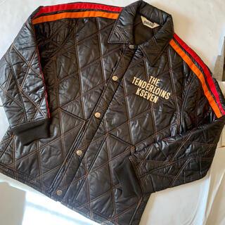 TENDERLOIN - テンダーロイン レーシング 中綿 ジャケット M 黒