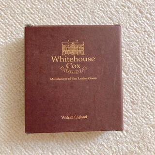 ホワイトハウスコックス(WHITEHOUSE COX)のホワイトハウスコックス  空箱(折り財布)