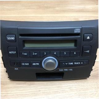 ダイハツ(ダイハツ)のダイハツ ムーウ゛ カーオーディオ(モデル 86180-B2620)(カーオーディオ)