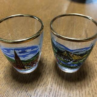 ドイツ グラス おちょこ(グラス/カップ)