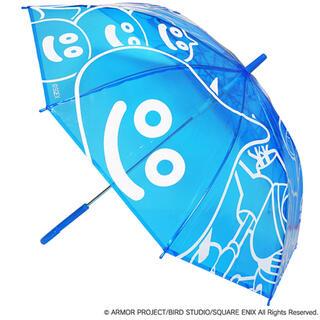 スクウェアエニックス(SQUARE ENIX)のスマイルスライム モンスタービニール傘 新品、未使用(傘)