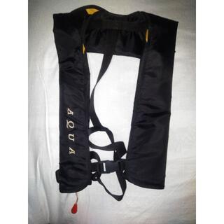 ライフジャケット(自動手動膨張式) No105(ウエア)