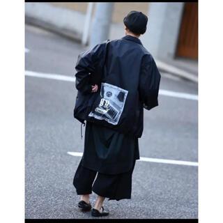 ヨウジヤマモト(Yohji Yamamoto)の【試着のみ】GROUND Y コーチジャケット(ナイロンジャケット)