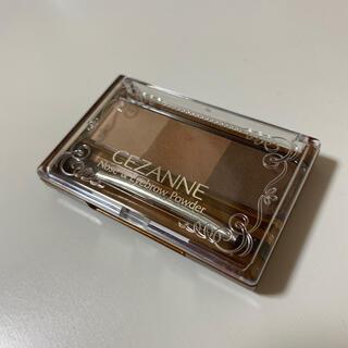 セザンヌケショウヒン(CEZANNE(セザンヌ化粧品))のそら様専用(パウダーアイブロウ)