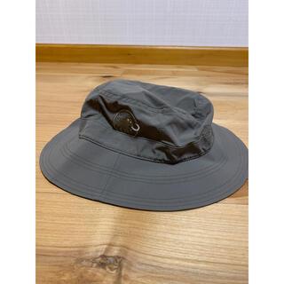 マムート(Mammut)のマムート 帽子 登山(登山用品)