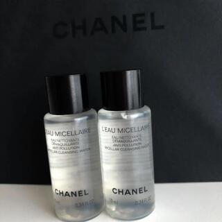 シャネル(CHANEL)のCHANEL シャネル オーミセラー メークアップリムーバー サンプル(クレンジング/メイク落とし)