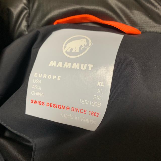 Mammut(マムート)の「最終値下げ」mammut ZUN HS Thermo Hooded JK メンズのジャケット/アウター(ダウンジャケット)の商品写真